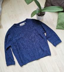 Vintage kötött pulcsi