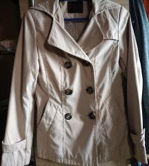 Bézs átmeneti kabát