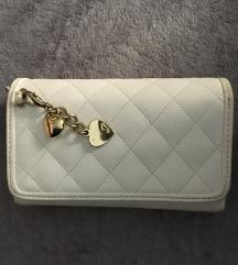 Fehér pénztárca