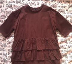 Zara fodros ruha