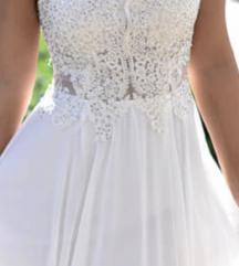 Menyasszonyi ruha M-es
