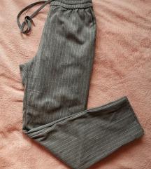 Elegáns szürke nadrág
