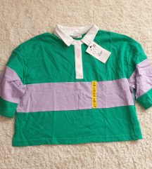 Pulk&Bear színes póló CÍMKÉS