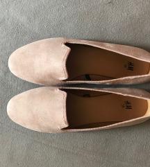 H&M pasztell rózsaszín cipő