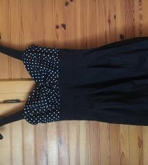 Tally weijl fekete nyári ruha