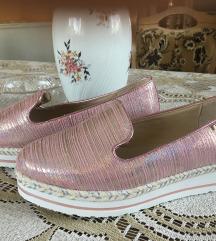 Rózsaszín szerelem cipő, új