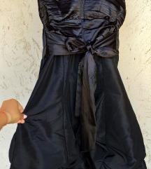 Fekete elegáns ruha