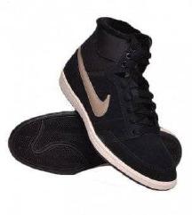 Nike bélelt bőr új cipő!!!
