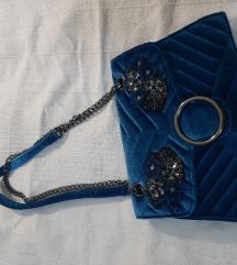 Velúr Orsay táska