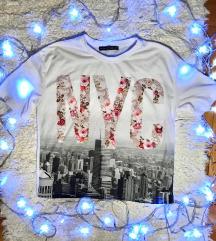 🌺 Atmosphere NYC virág mintás póló 🌺
