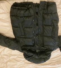 Zara Pufi kabát