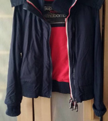 Eredeti Superdry átmeneti kabát, dzseki