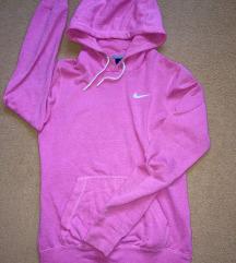 Rózsaszín nike pulóver