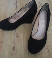 5th Avenue, Fekete platform cipő , 40-es