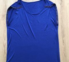 S. Oliver kék póló
