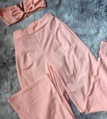 Csinos pink női szett