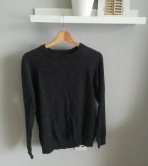 H&M S -es méretű férfi kötött pulóver