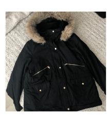 LEÁRAZVA! ZARA nagyon meleg téli kabát