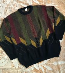 🍁⛄ ÚJ Öszi-téli vintage oversize pulcsi 🍁⛄