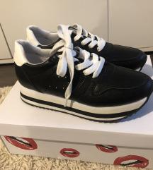 Platform cipő 37