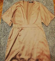 Nude dekoltált ruha