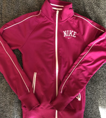 Nike rózsaszín pulóver