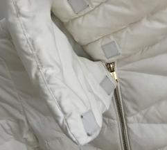 ... GUESS fehér téli toll kabát ... 0f0e174150
