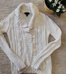 Cozy krémszínű pulcsi