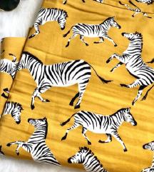 Ann Taylor zebrás szoknya