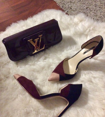 Zara Magas sarkú cipő