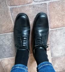 Hibátlan VALÓDI BŐR VINTAGE oxford cipő
