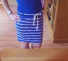 Tengerész stílusú ruha, több színben