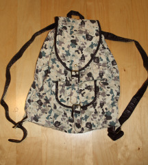 Terepmintás backpack
