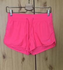 H&M pink sport nadrág
