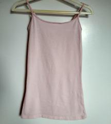 Ujjatlan Primark Rózsaszín póló (32)