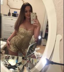 Party ruha arany🔥