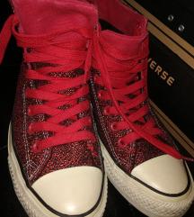 Converse piros 42