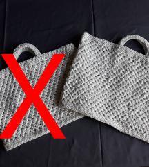 Eladó új, egyedi horgolt bevásárló táska