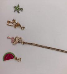 Reserved nyaklánc medálokkal