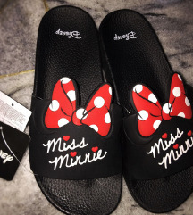 ÚJ Miss Minnie Disney papucs AKCIÓ