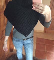 S/M poncsó pulóver