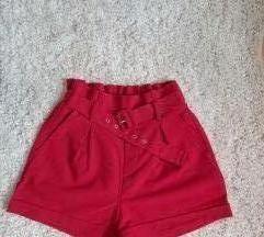 Paperbag rövid nadrág