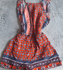 nyári nadrágos ruha