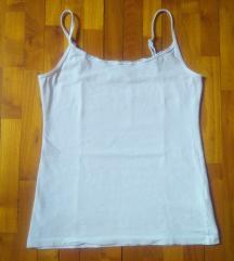 H&M fehér Basic trikó/atléta M