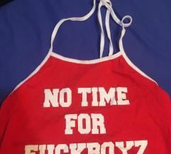No Time for f*ckboyz toppocska