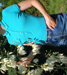 Lacoste női pique póló