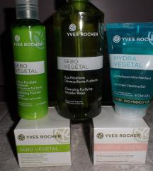 Yves Rocher arcápolási termékek