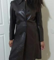 Calvin Klein bőr kabát