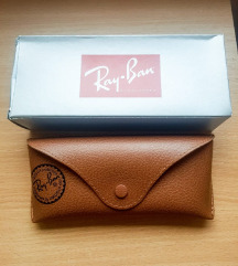 új Ray-Ban napszemüvegtok