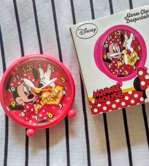 Disney Minnie egér ébresztő óra